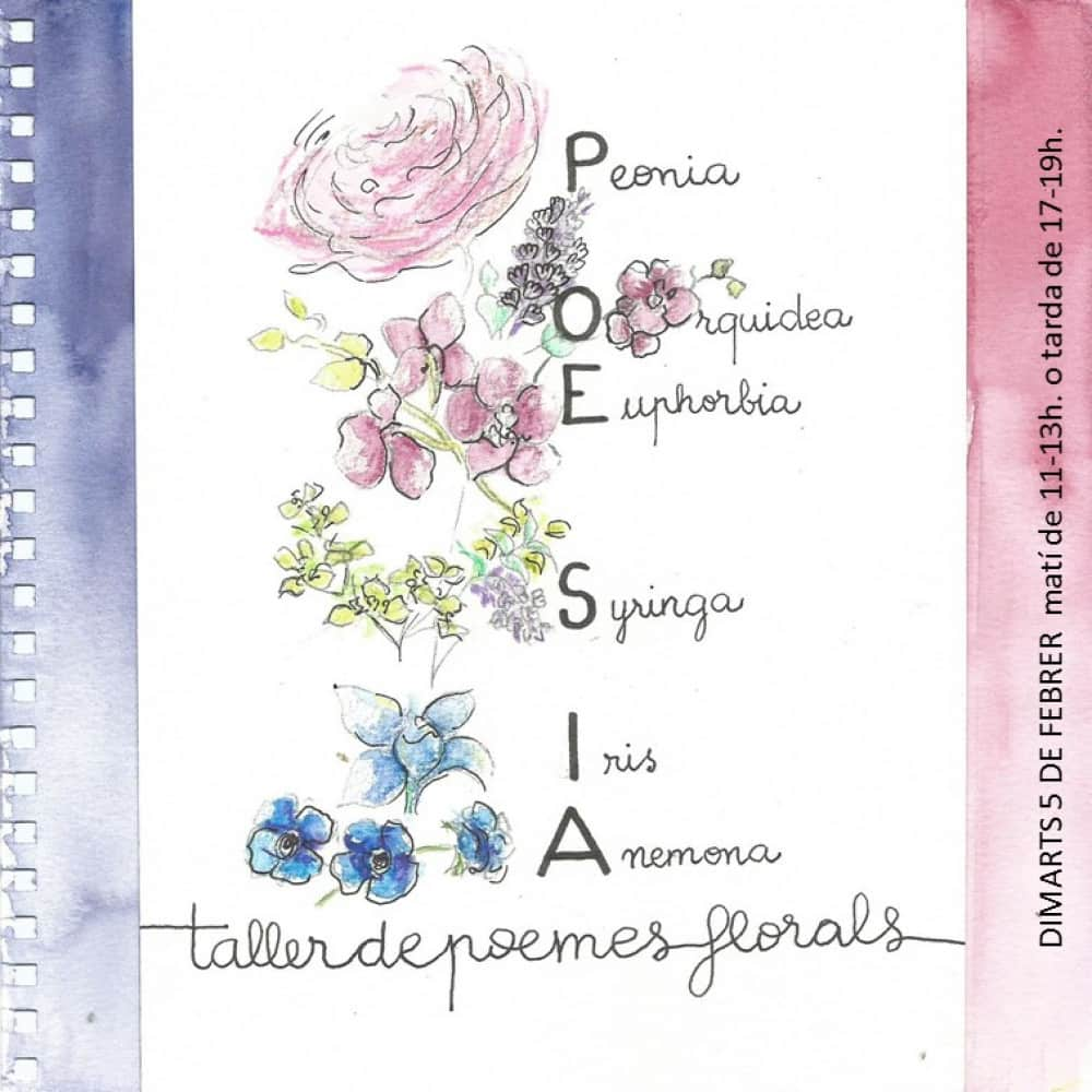 POEMES FLORALS
