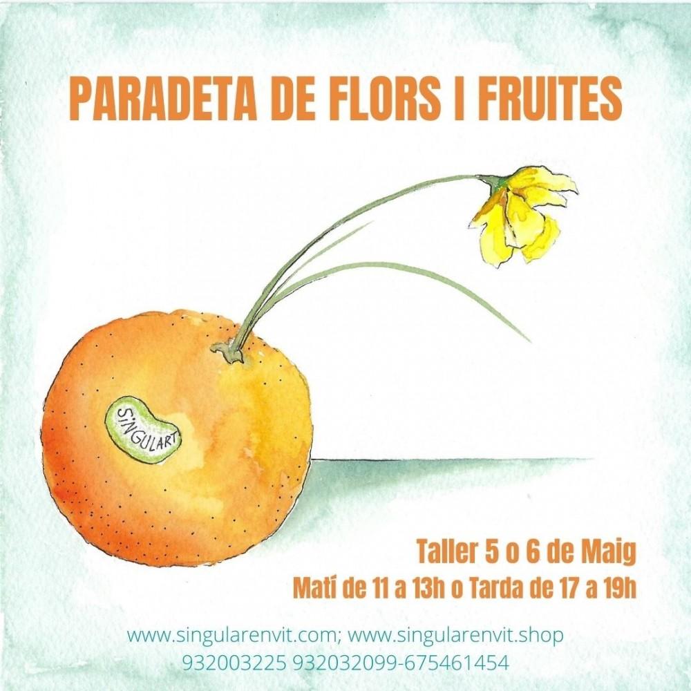 FLORS I FRUITES. dijous