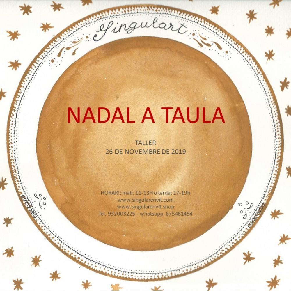 NADAL A TAULA