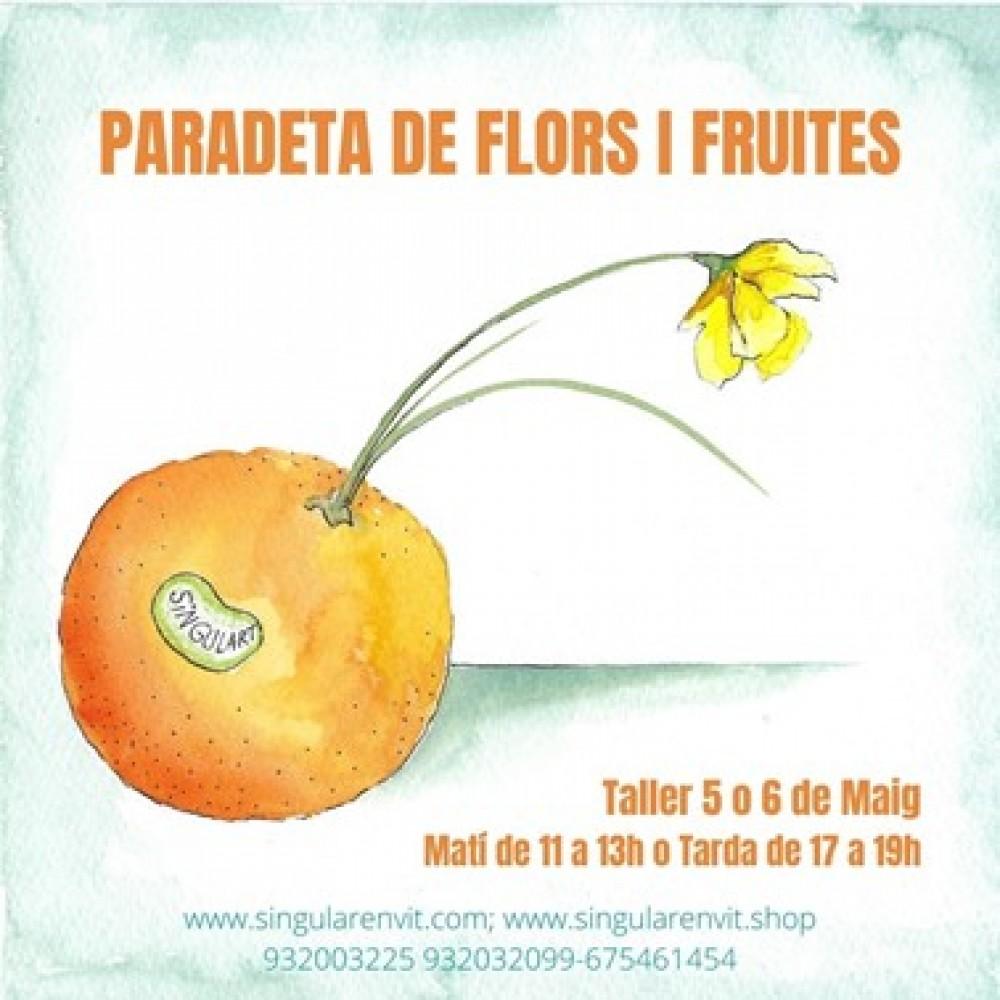 FLORS I FRUITES. dimecres